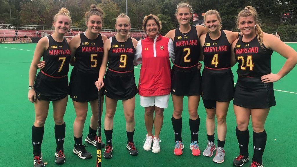 Greenwalt leads Anne Arundel contingent for Terps field ...