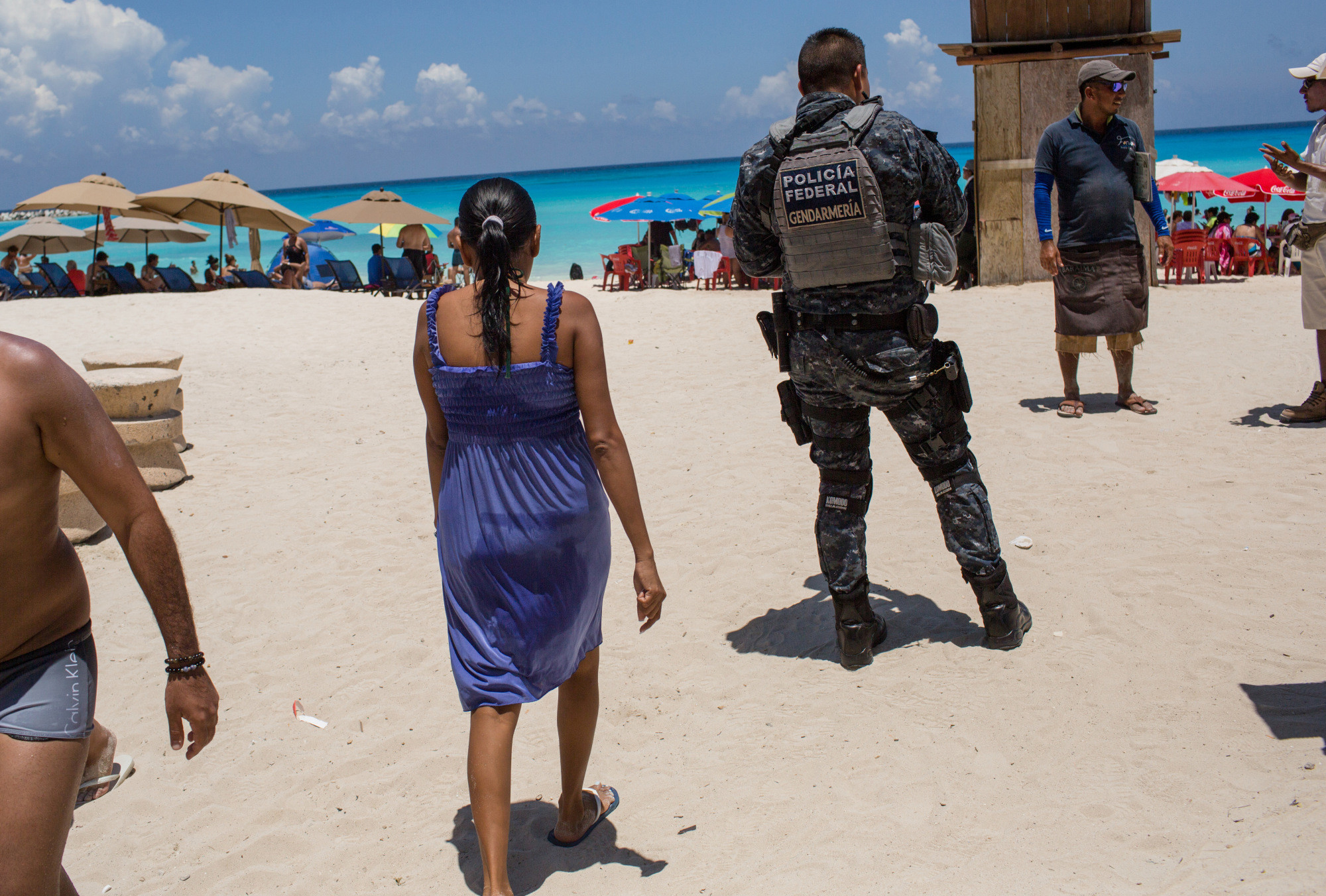 From Cancun To Cabo Wave Of Violence Keeping Tourists