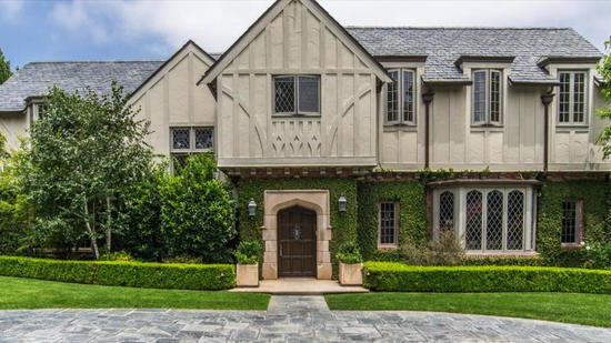 Eric Gold and Marcy Kaplan's Beverly Hills Tudor | Hot Property