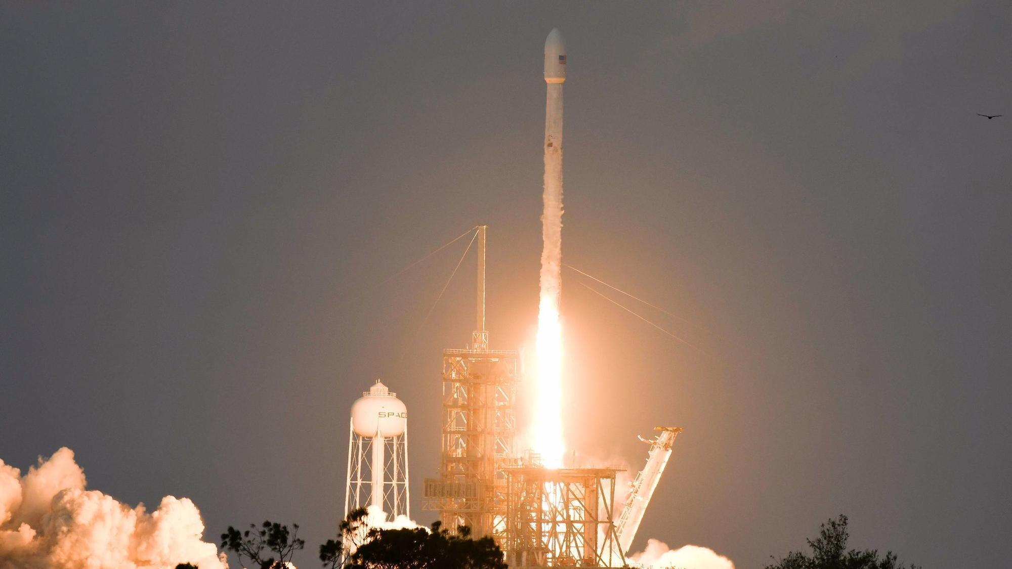 SpaceX launches, lands rocket carrying Korean satellite ...