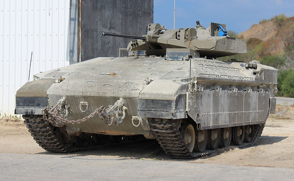 IFVs, which guns for which use? - Daily Press