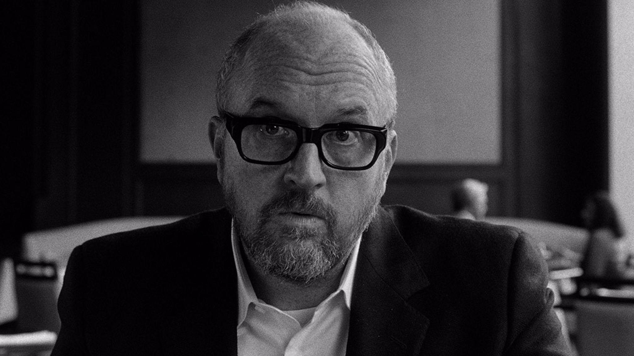 "Louis C.K. in his film ""I Love You, Daddy."" (Toronto International Film Festival)"