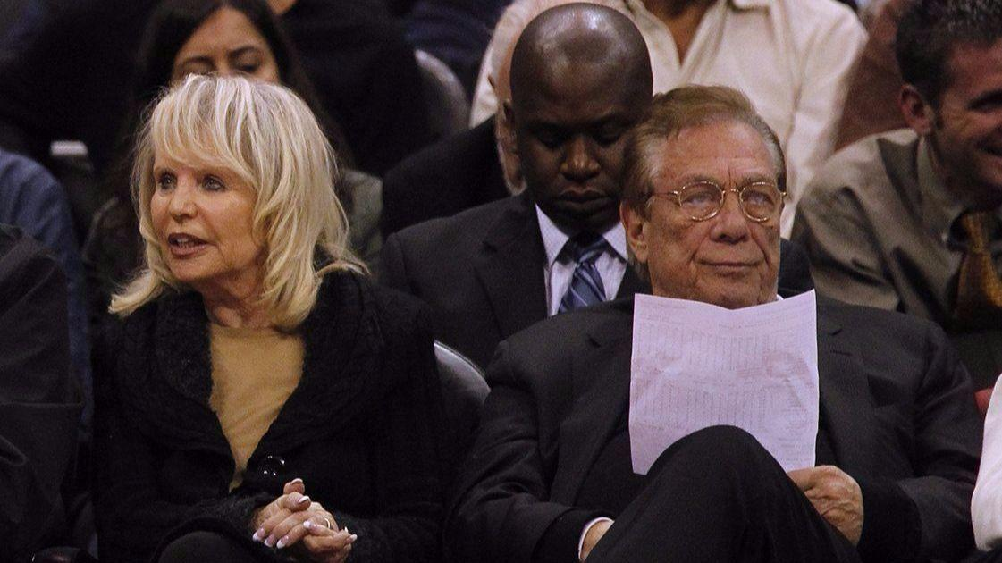 Donald Sterling S Wife Shelly Puts A Trio Of L A Area