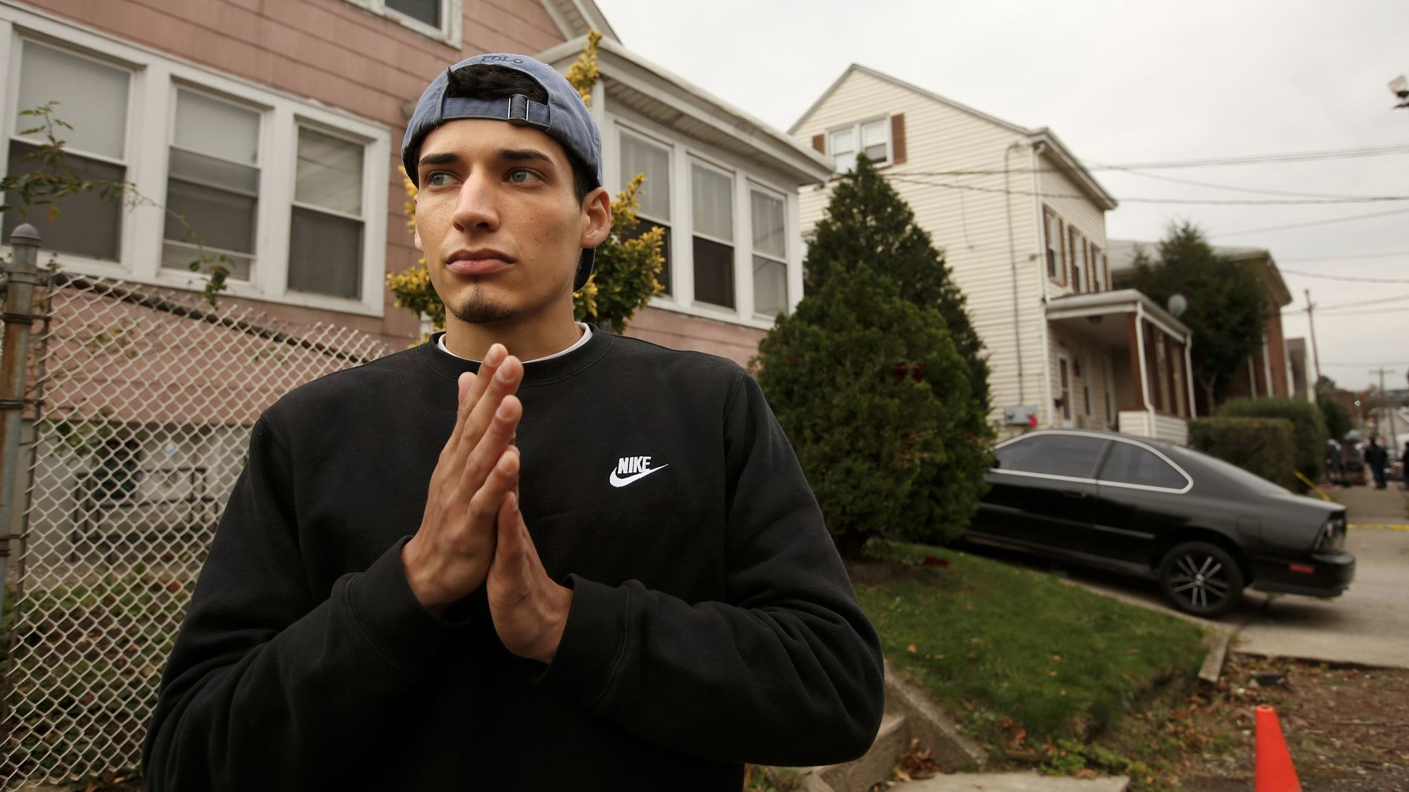 Carlos Batista, 23, lived two houses away from Sayfullo Saipov in Paterson, N.J.