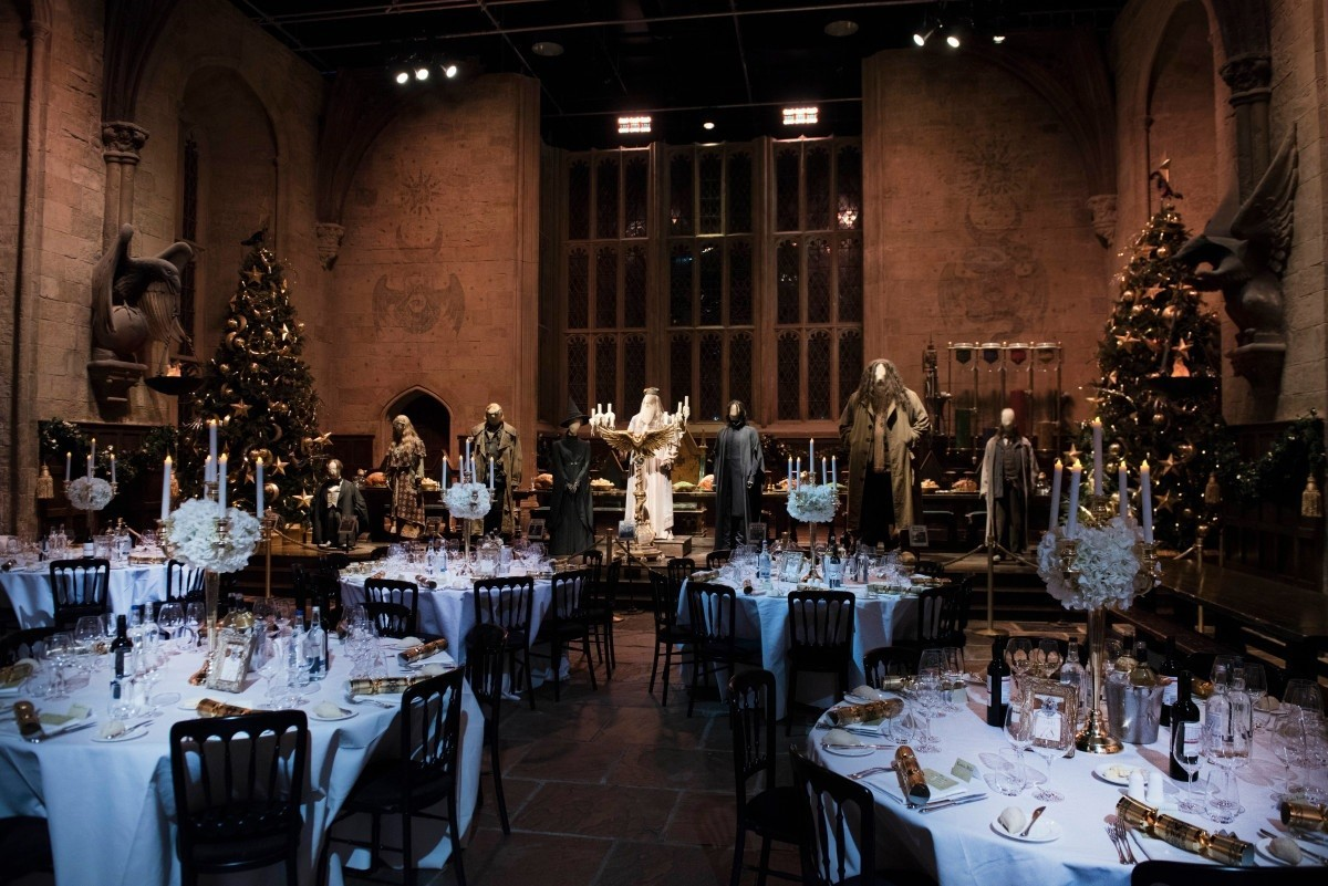 Hogwarts First Christmas Feast And Yule Ball Will Be Pure