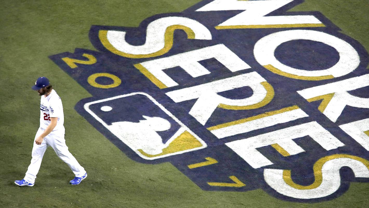 Ni una buena labor de Kershaw pudo cortar sequía de Dodgers - Chicago  Tribune 56446bc0bdb