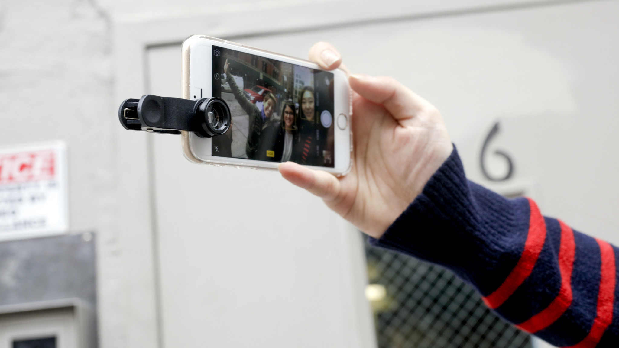 Phone camera lenses Adding accessories is a thrifty way to upgrade your smartphone. This kit carries