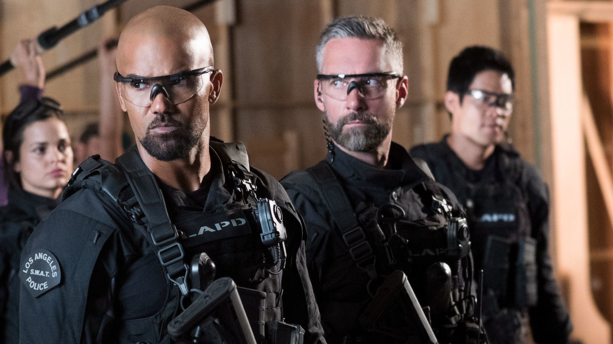 CBS's Flashy, Action-packed 'S.W.A.T.' Reboot Will No