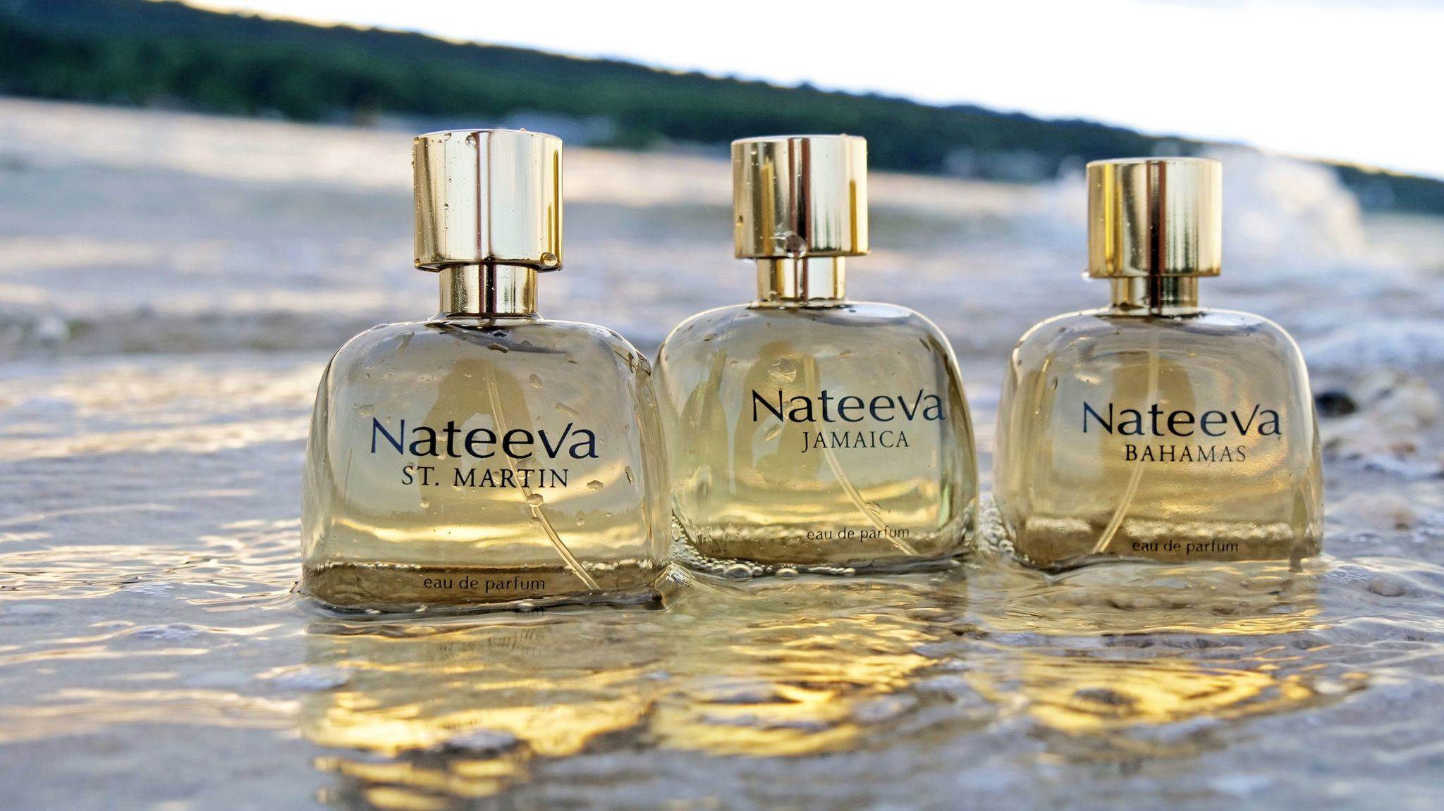 Fragrance brand Nateeva has stepped in to help islands.