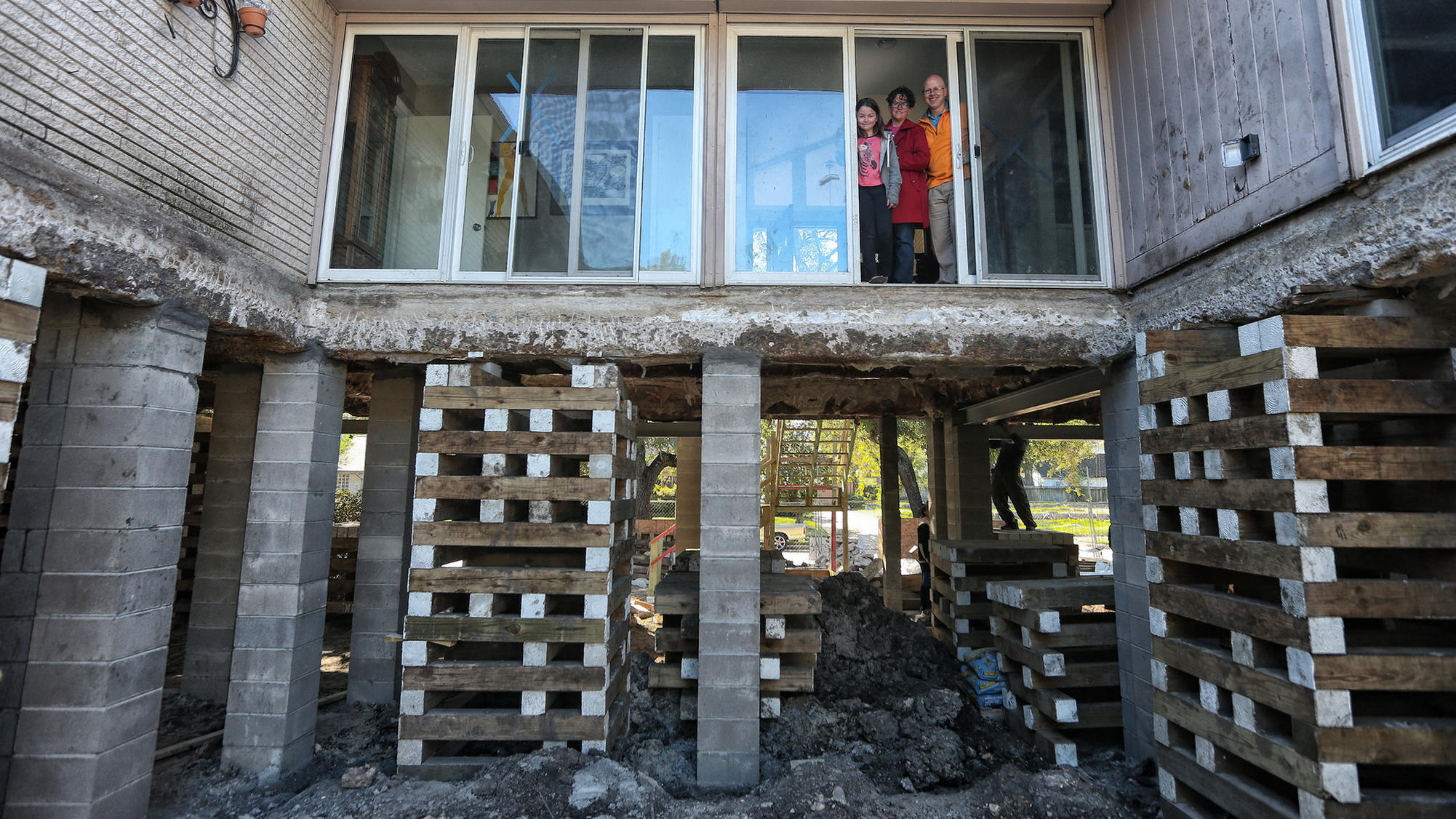 How Houston S Newest Homes Survived Hurricane Harvey Los