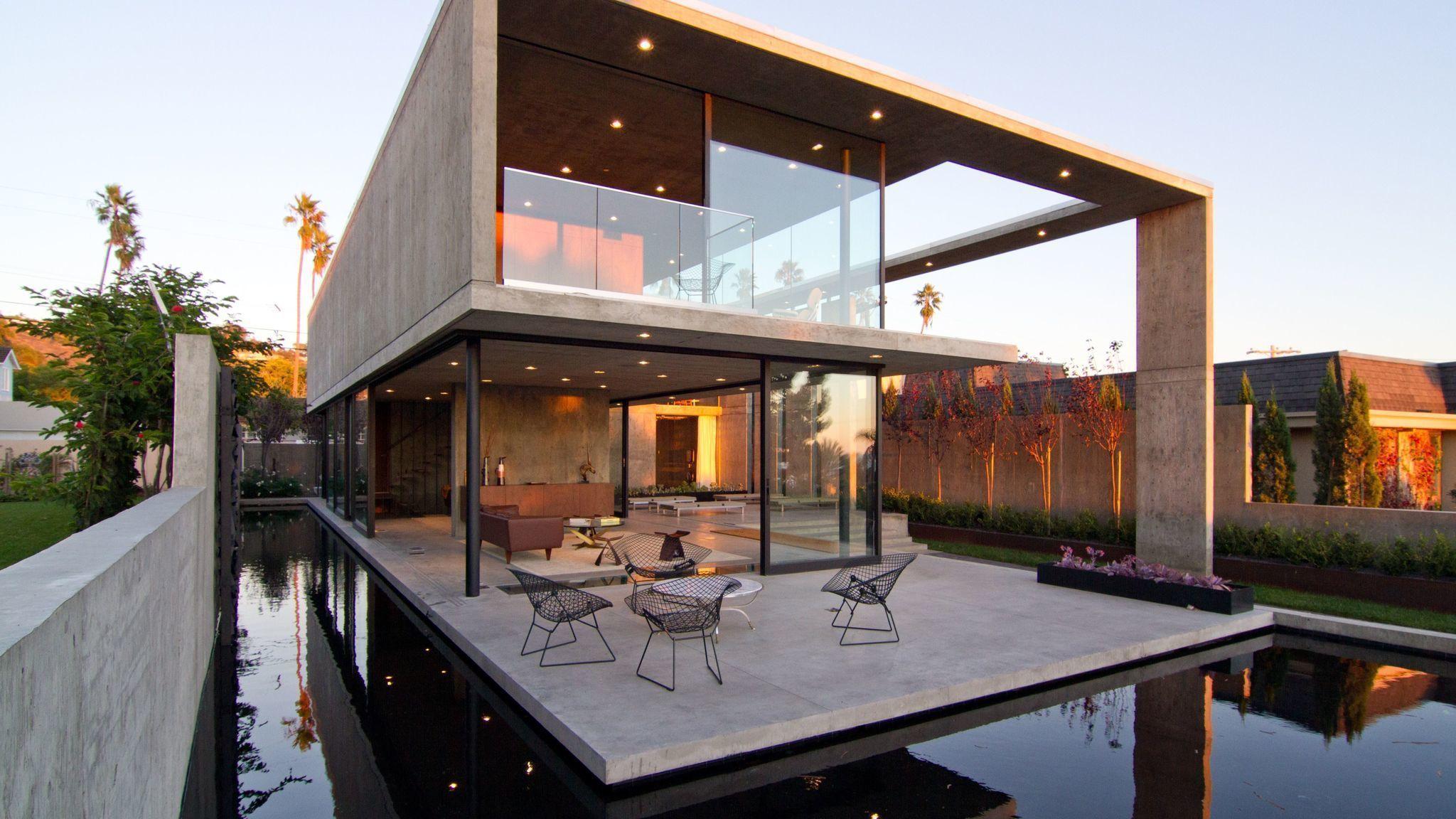 U0027Floatingu0027 Concrete House Wins Top Architecture Award   The San Diego  Union Tribune