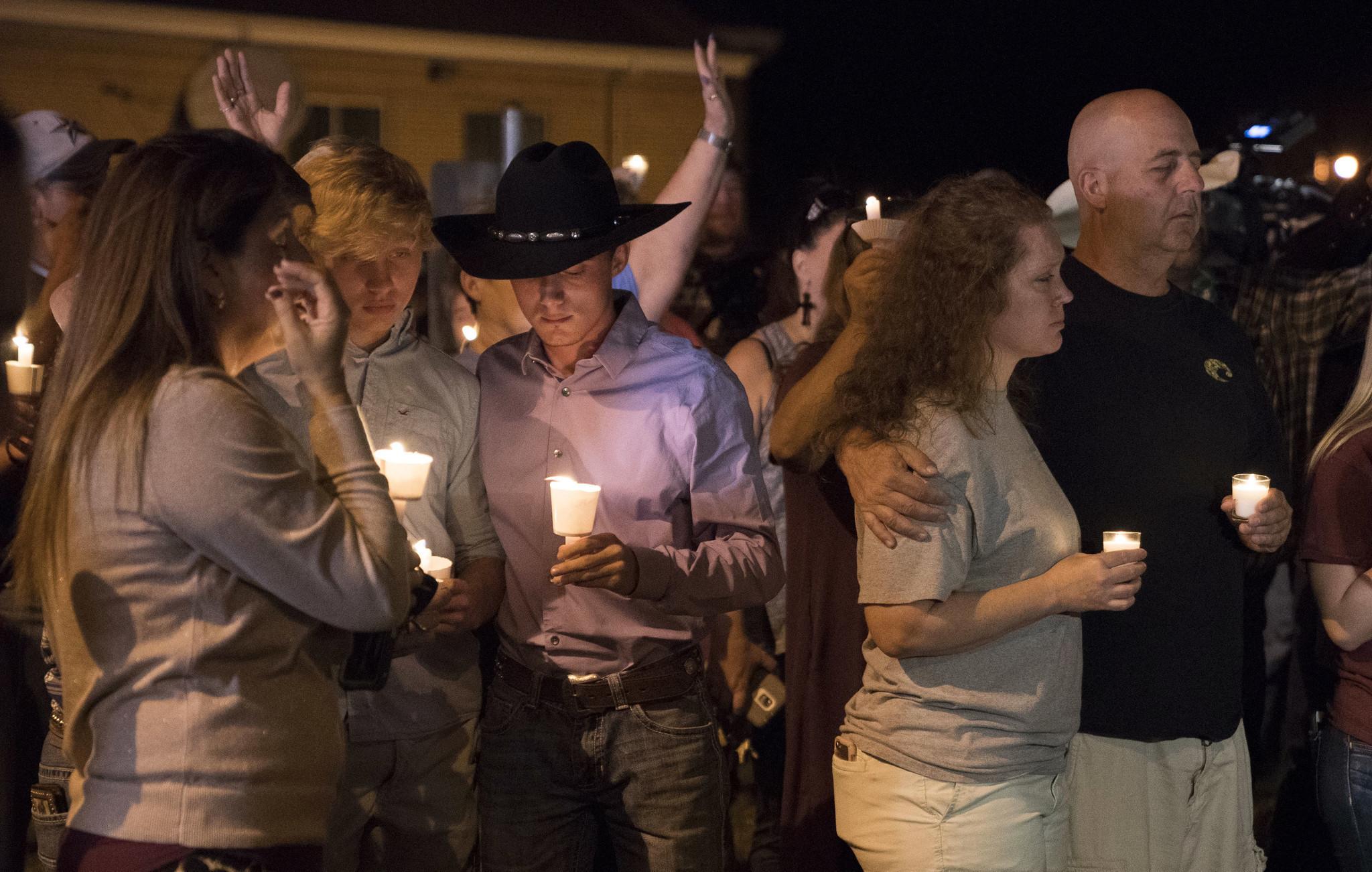 Texas Church Massacre Followed Domestic Situation
