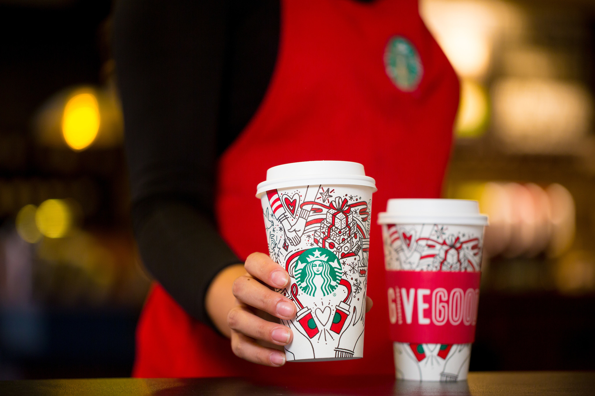 Starbucks Is Giving Away Free Holiday Drinks This Week forecast