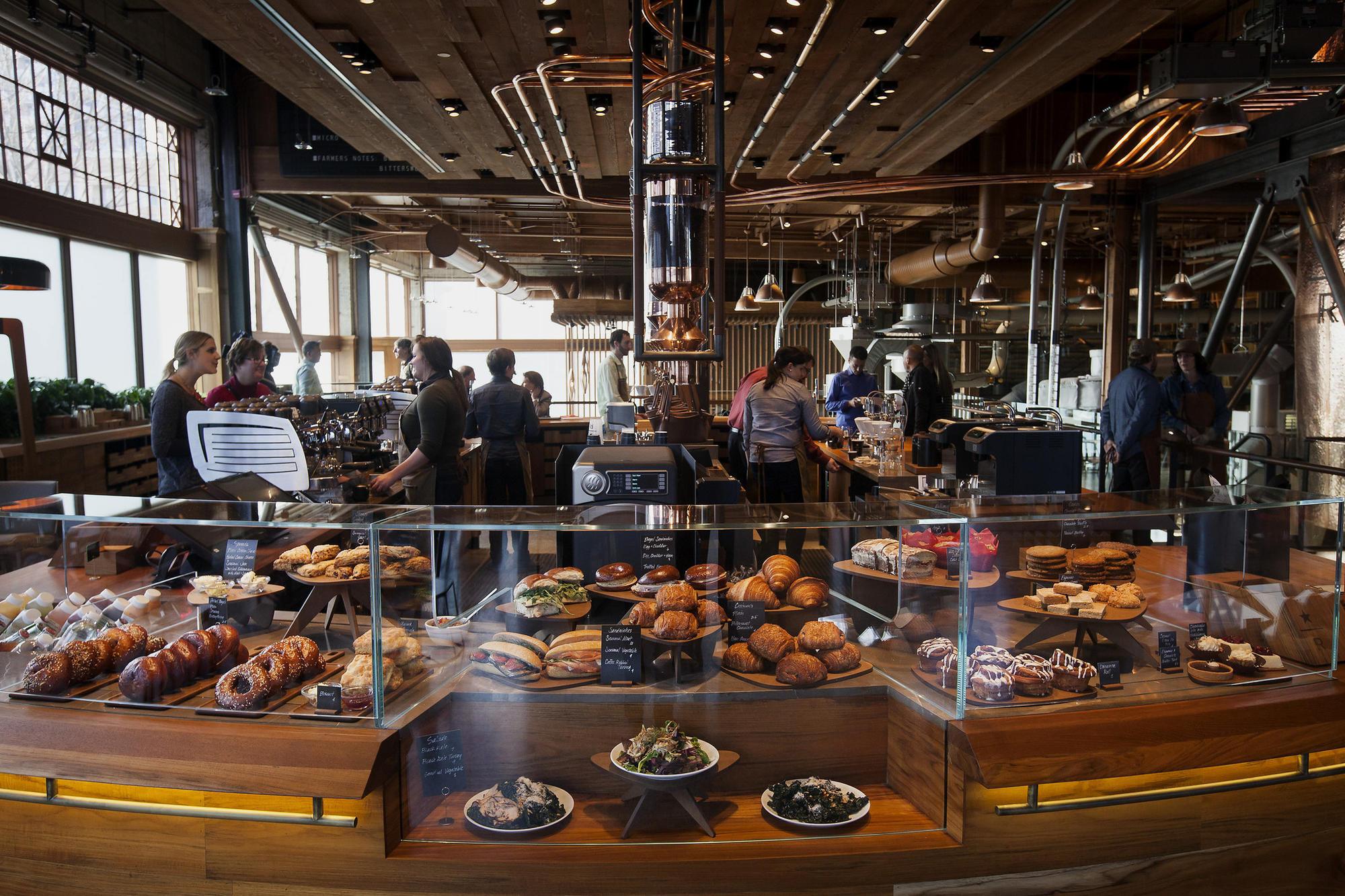 Starbucks Introduces Italian Bakery Princi To Reserve