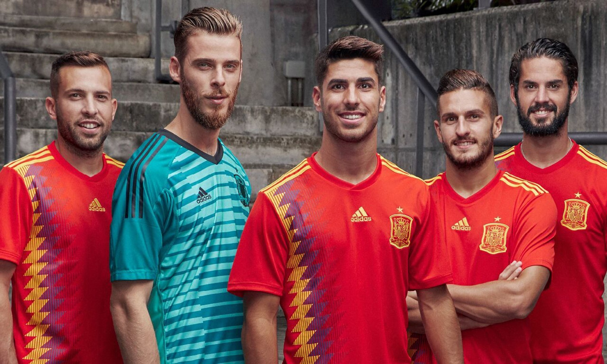 9167605b0d1 Spain's World Cup jersey sparks controversy - Chicago Tribune