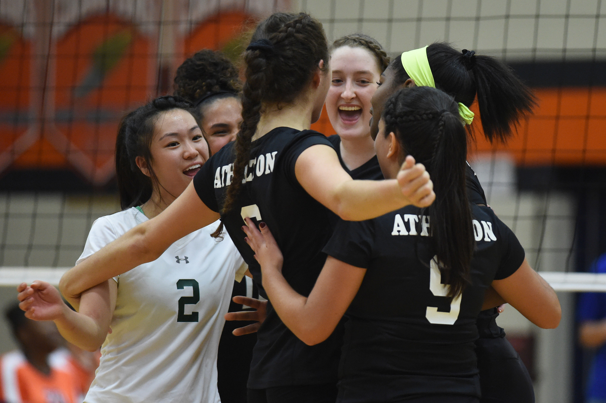 Reservoir volleyball edges Mt  Hebron in five sets - Howard County Times
