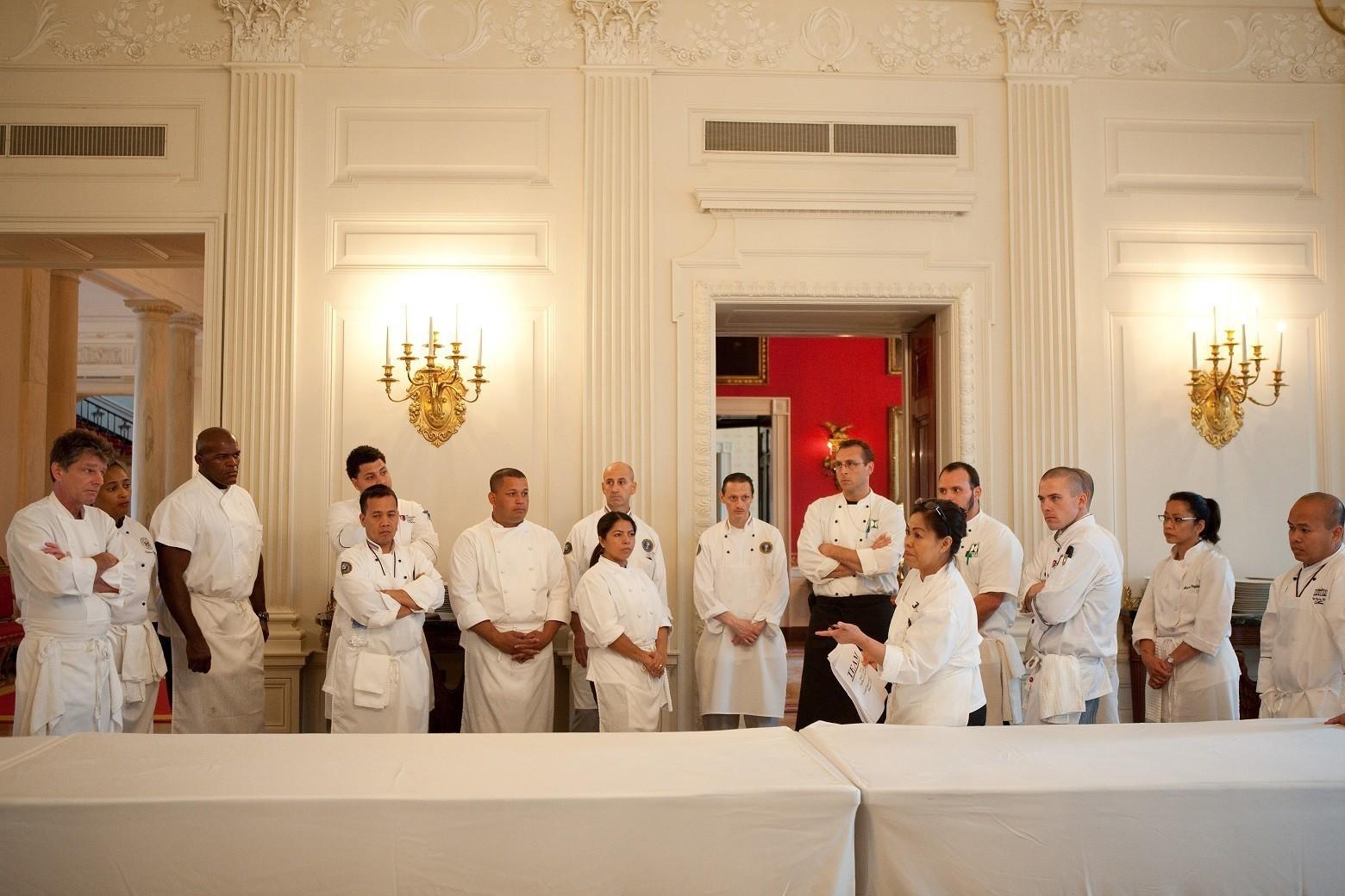 President S Kitchen White House Photos