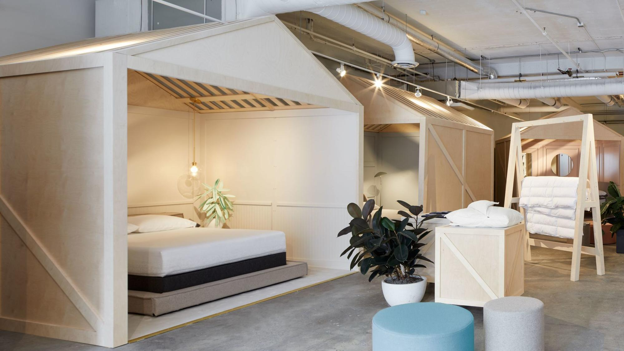 Casper Mattresses Go Offline With Pop Up Location In