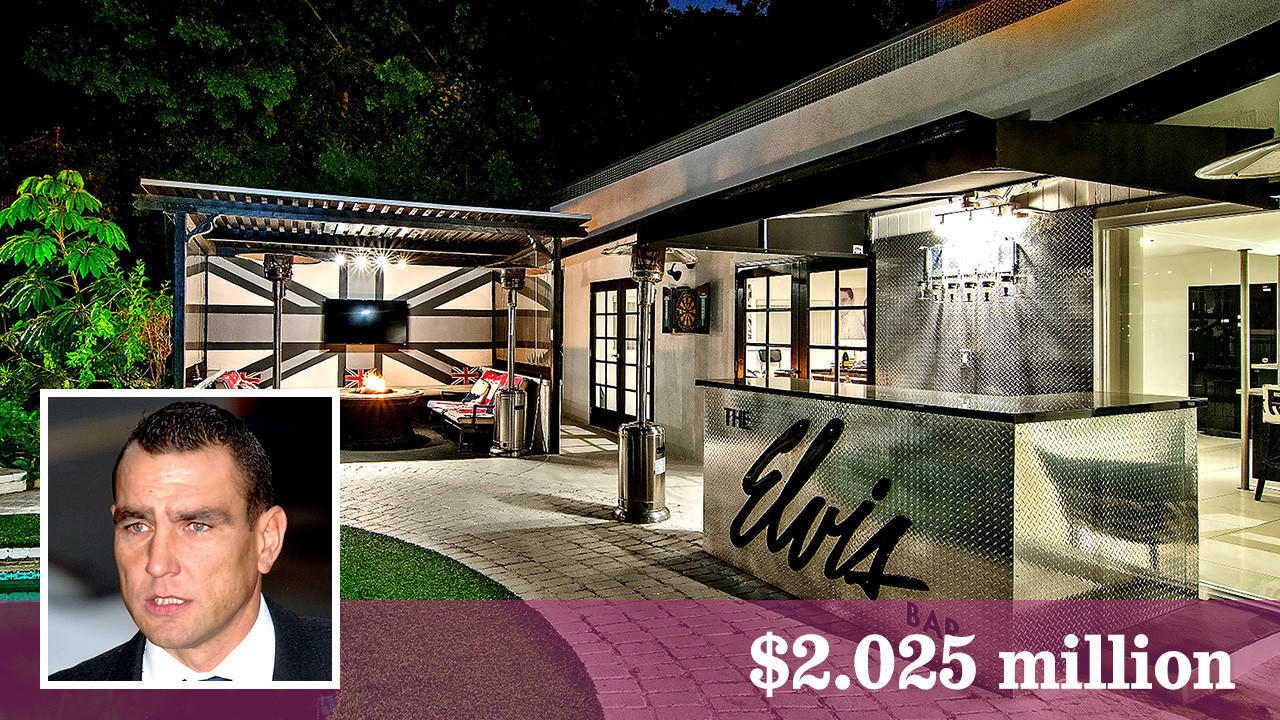 Buyer Snags Actor Vinnie Jones Hollywood Hills Home For