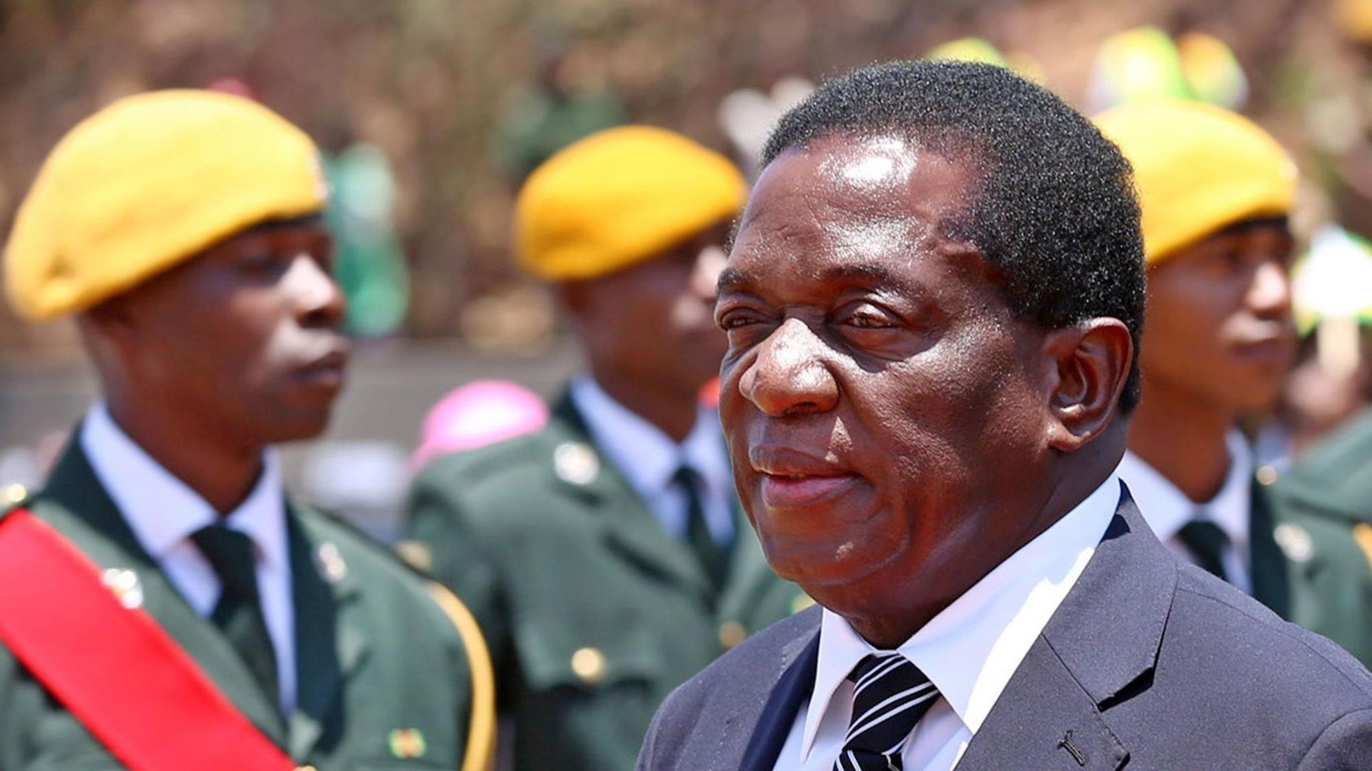 Ousted Zimbabwe vice president flees into exile, claiming ...