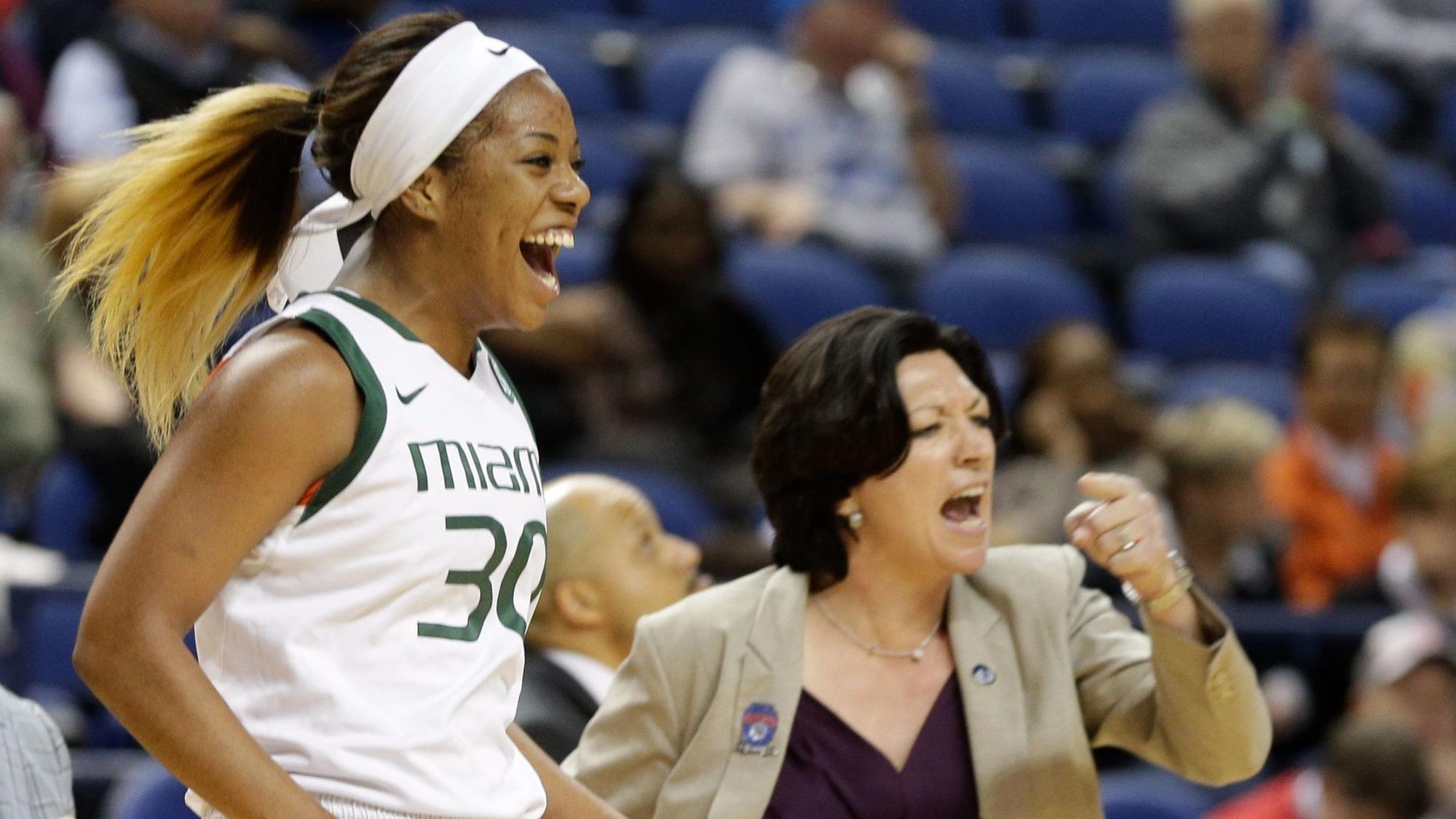 Kentucky Wildcats Basketball 2017 18 Season Preview: 2017-18 Season Preview: Hurricanes Women's Basketball
