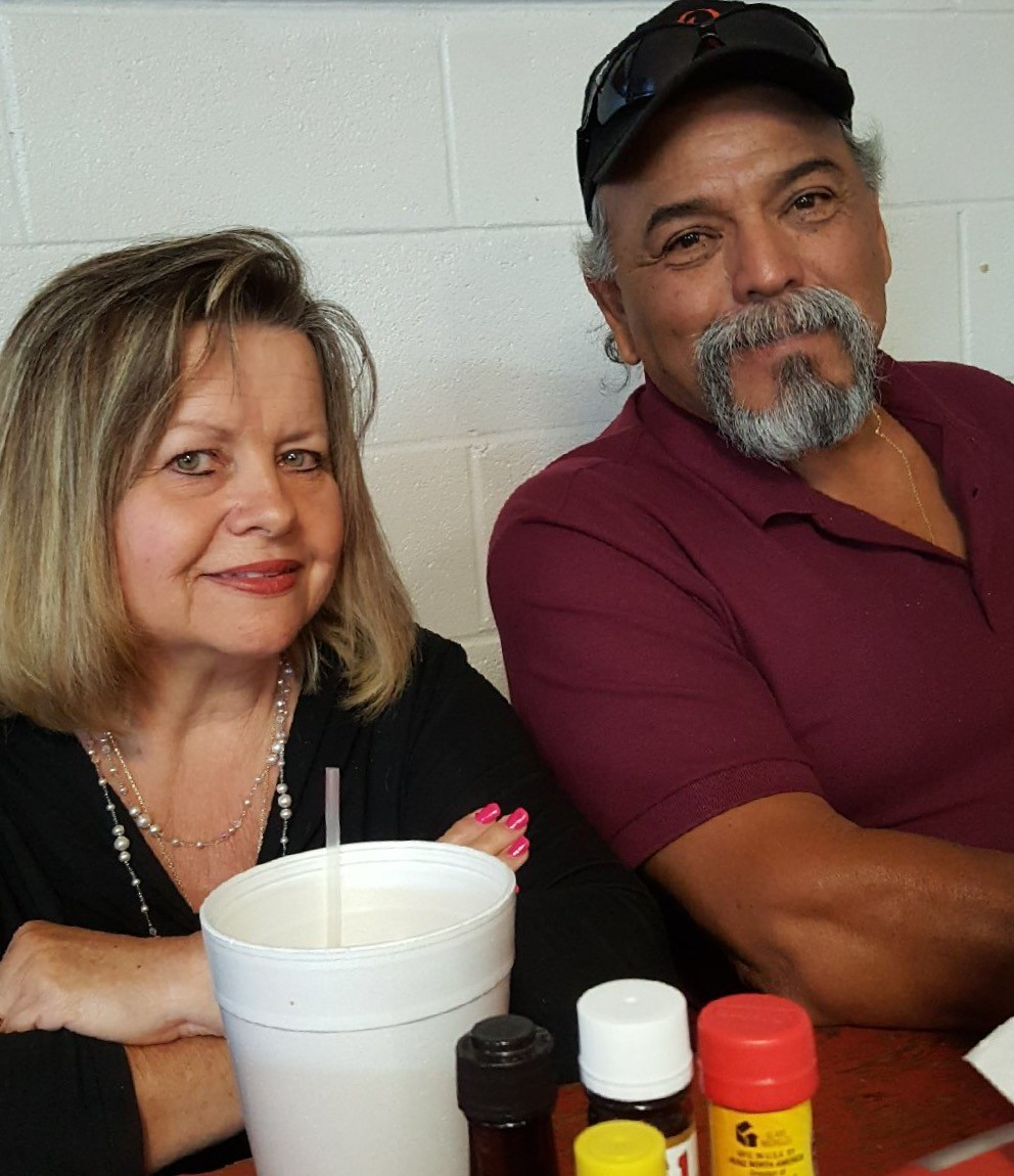 Therese and Richard Rodriguez.