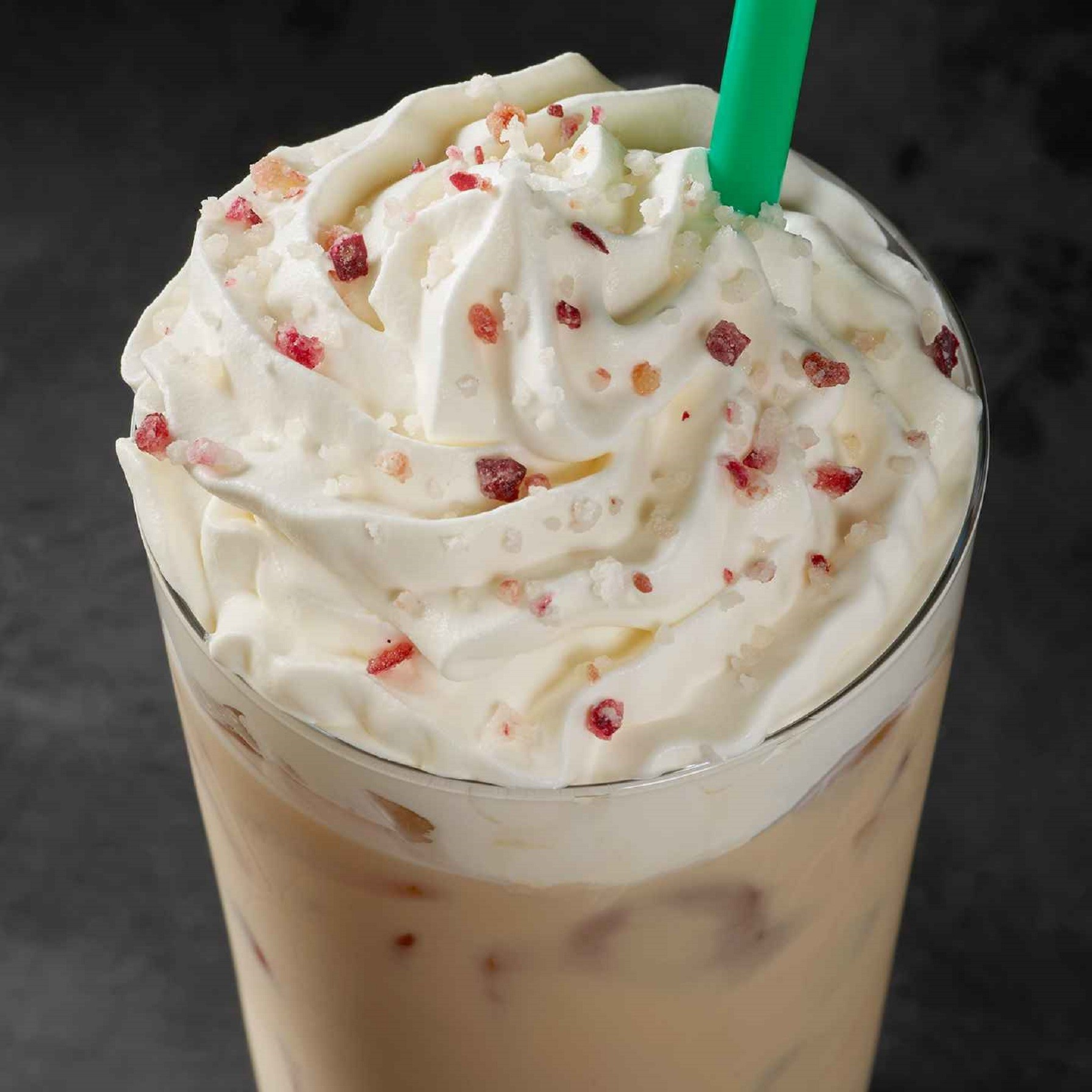 Starbucks Launches Toasted White Chocolate Mocha To Fill