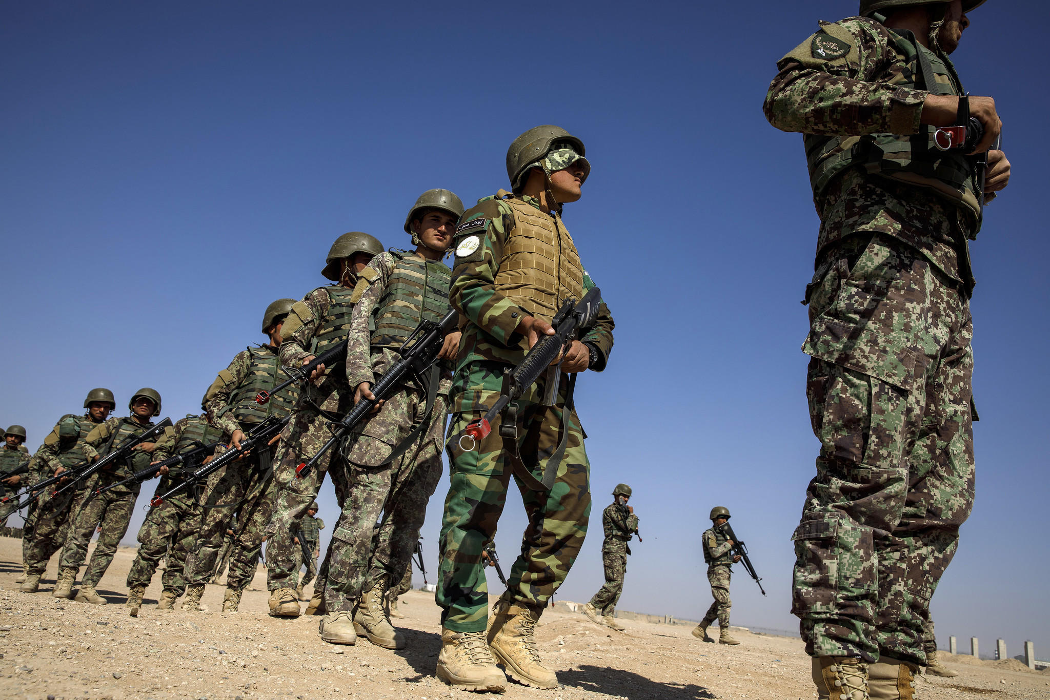 The Marines returned to Helmand province  Is their mission a