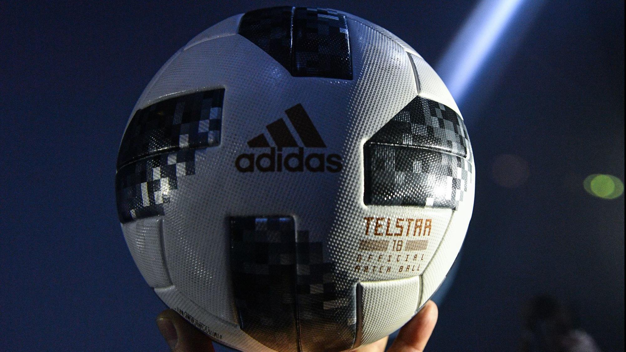 Adidas unveils 2018 World Cup match ball - Chicago Tribune 0061bfa1c