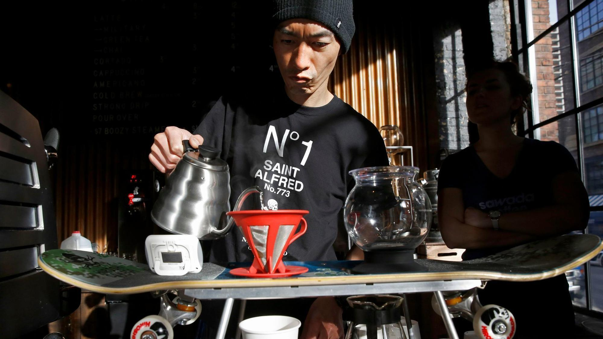 What's in a cup? Chicago specialty roasters showcase sips in all shades of black