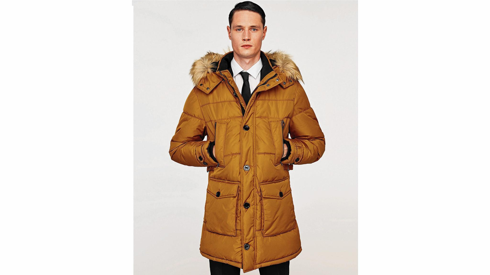 Our favorite winter coats for guys - Chicago Tribune