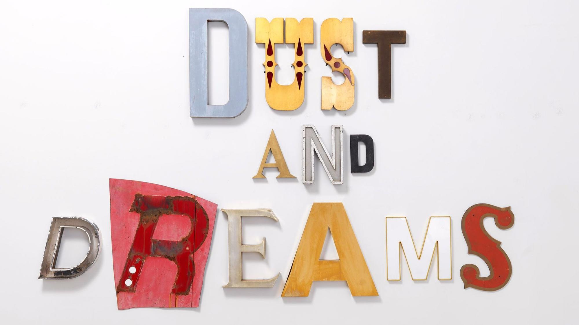 Dust and Dreams by Jack Pierson