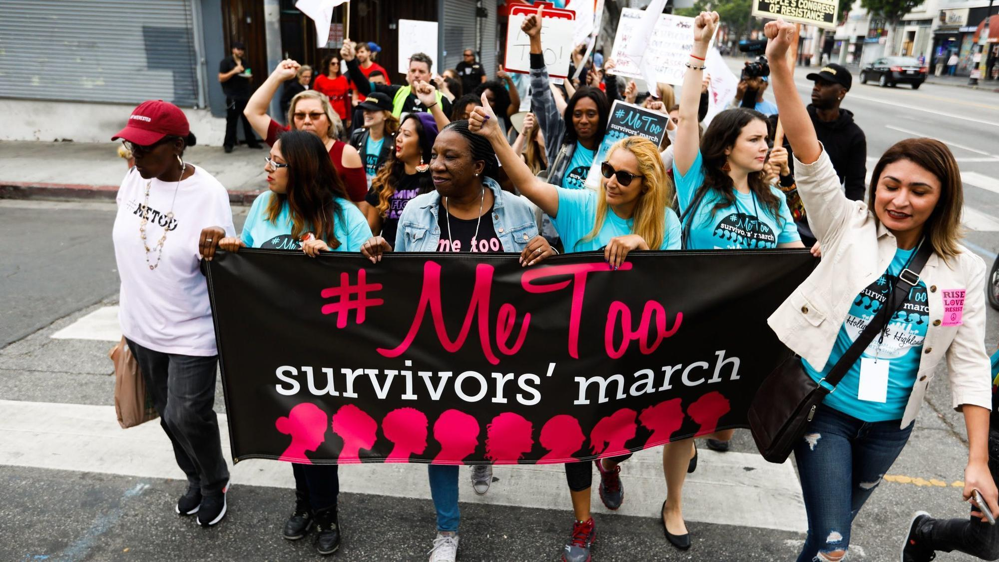 Sparked by #MeToo campaign, sexual assault survivors will ...