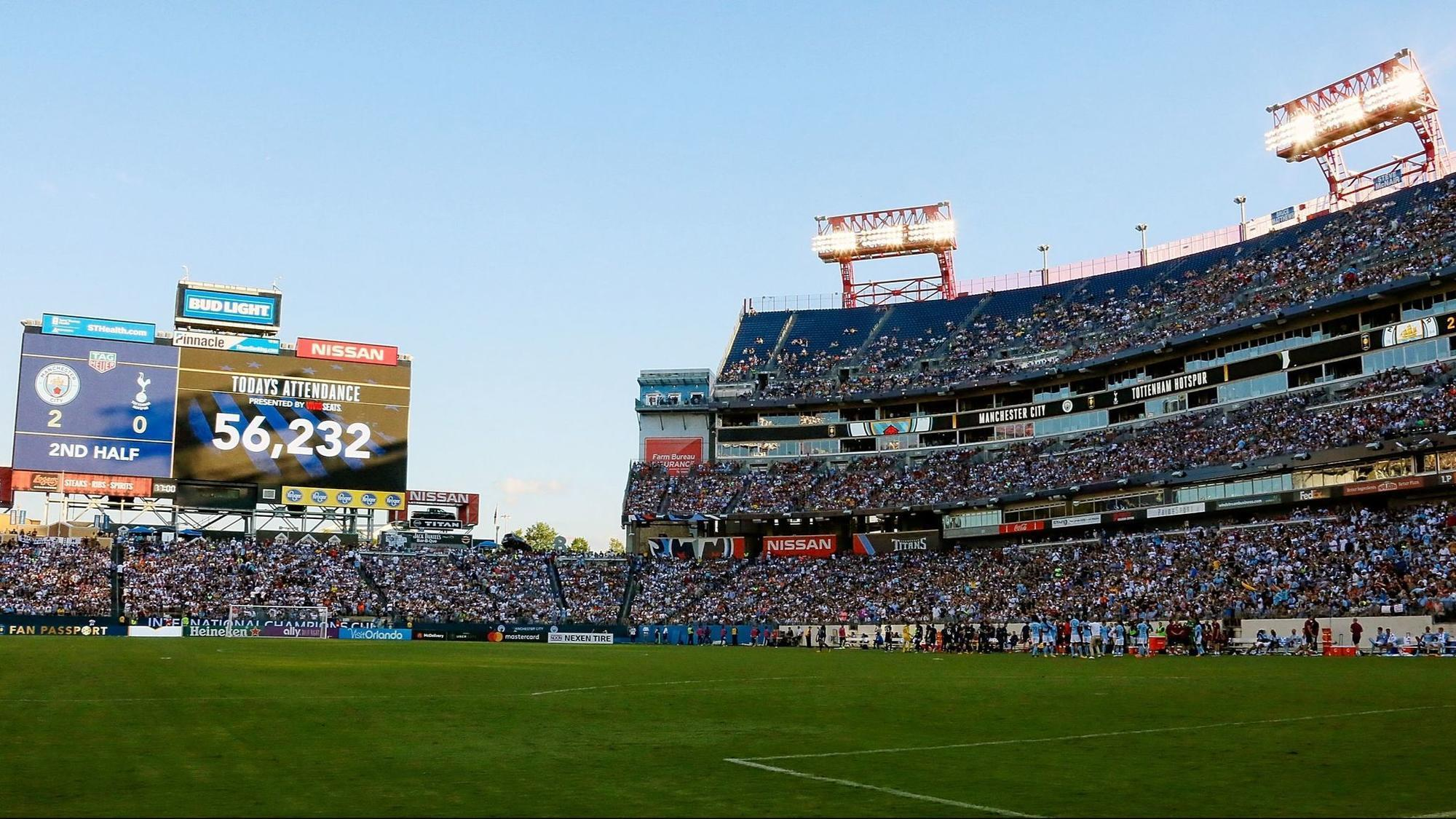 Nashville Sales Tax >> Nashville MLS stadium cost study called into question - Chicago Tribune