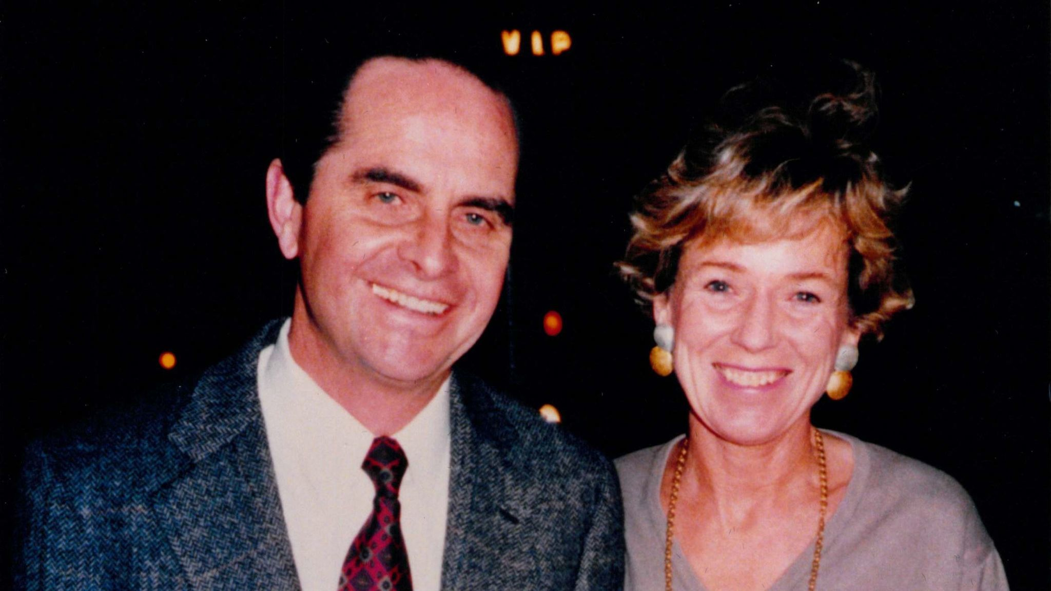 Gerald E. and Bente Buck