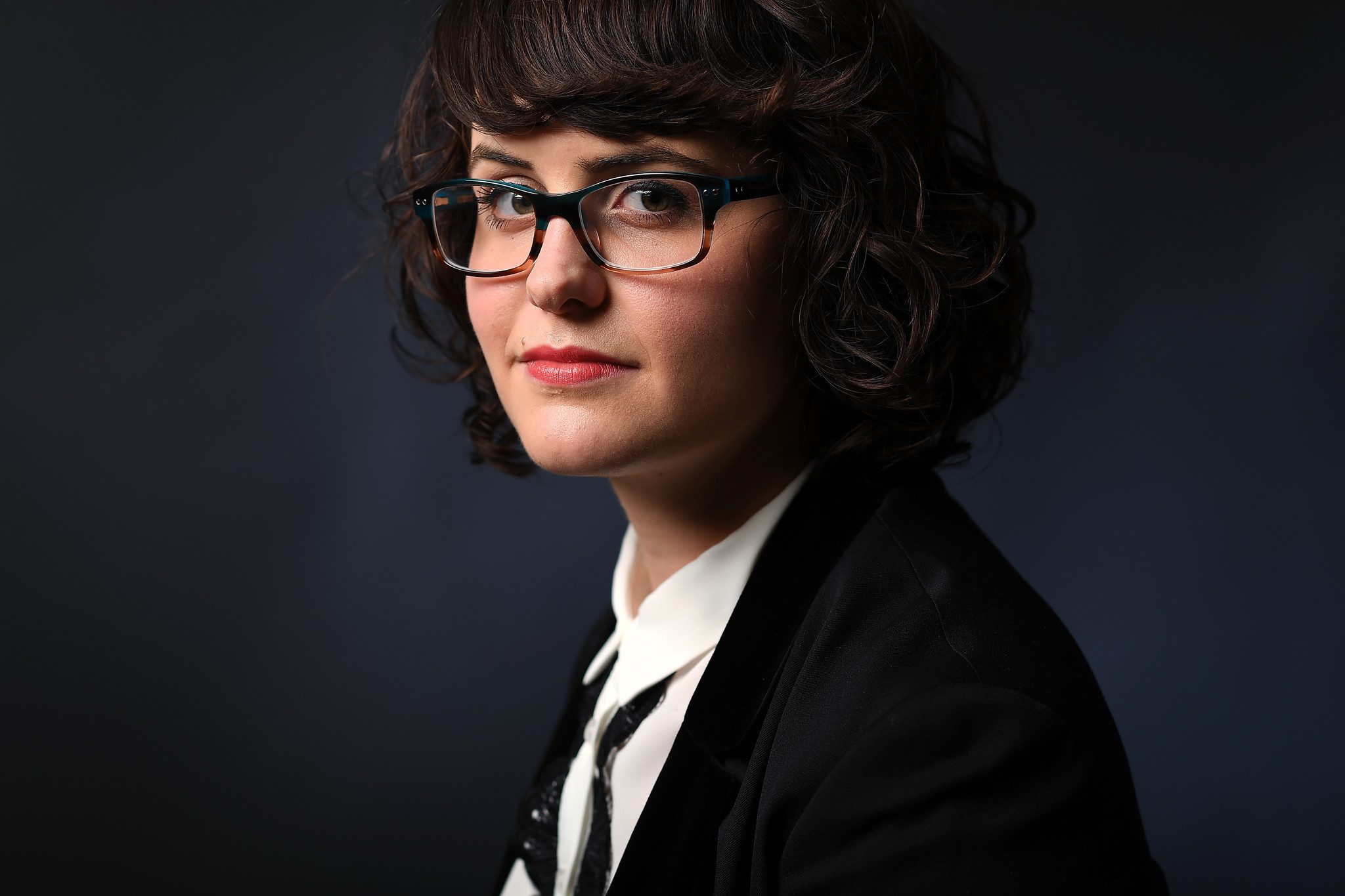 Playwright Claire Kiechel.