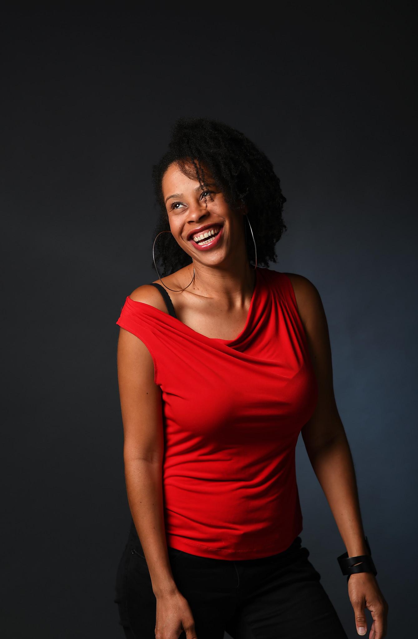 Playwright Dominique Morisseau