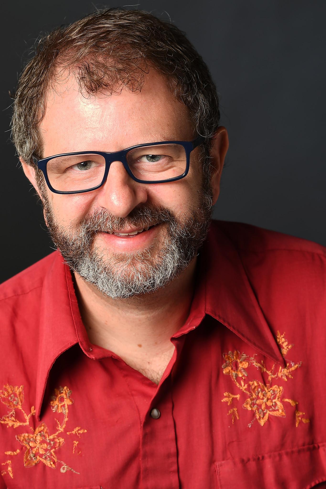Playwright Jason Grote