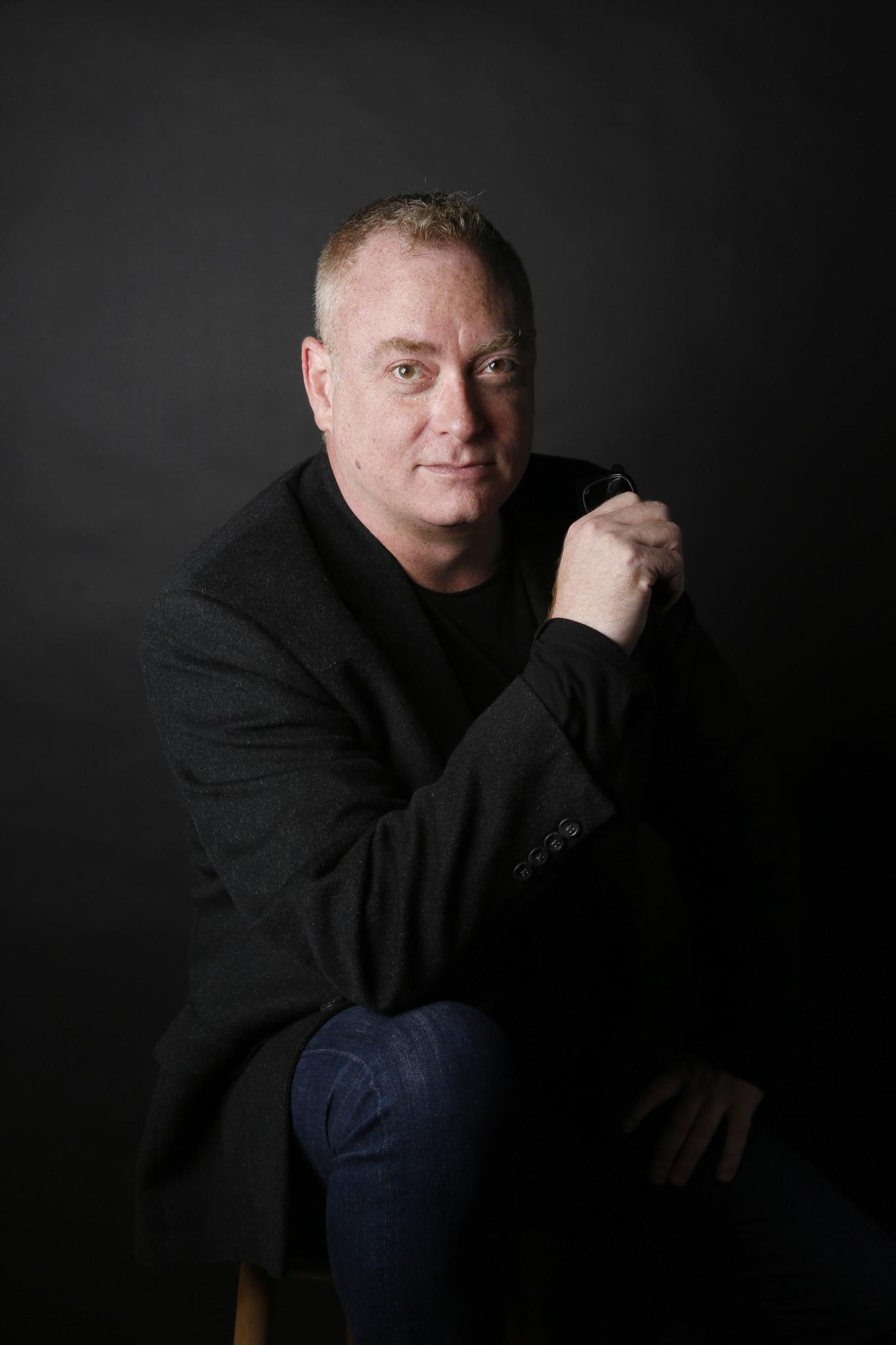 Playwright David Grimm