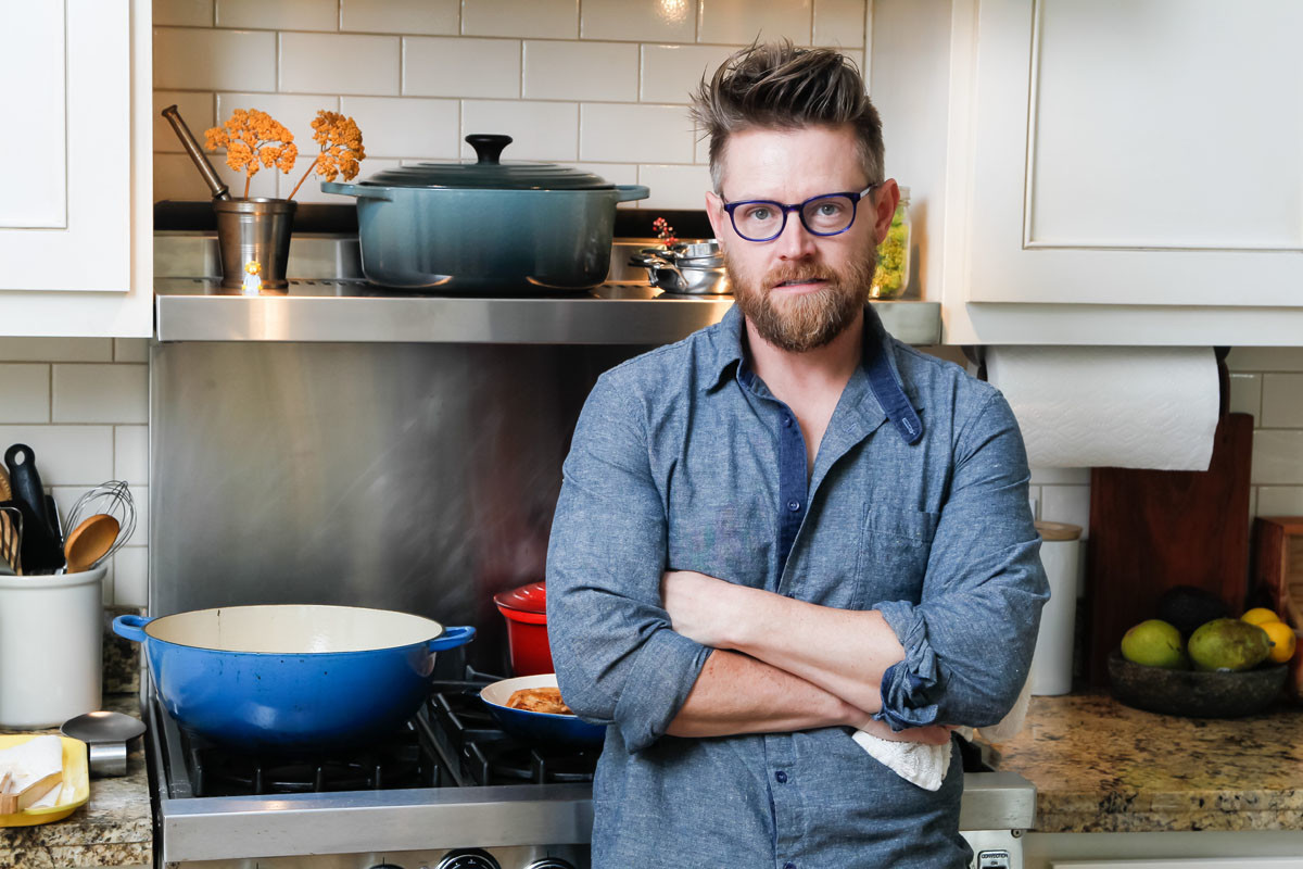 At Home With Top Chef Richard Blais Pacific San Diego