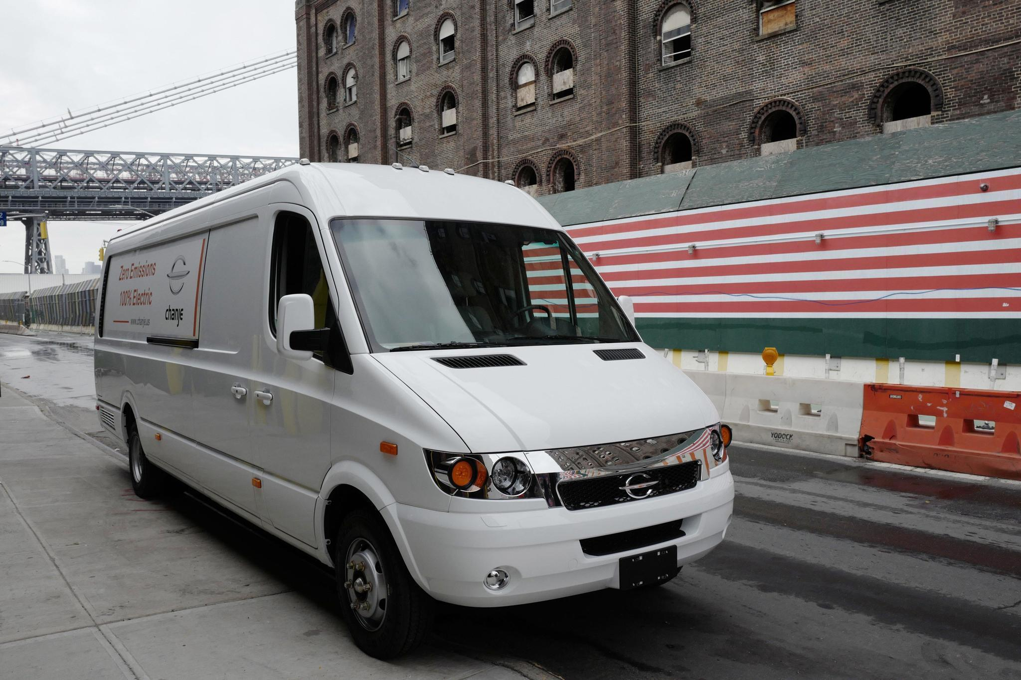 Eagle Cars Reading >> Electric delivery trucks to overtake diesels but long haul ...