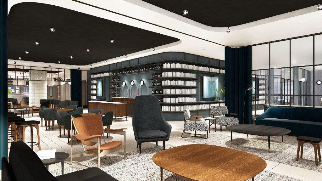 Willis Tower S Metropolitan Club Getting New Look Shorter