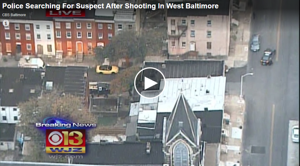Shooting In West Baltimore Baltimore Sun