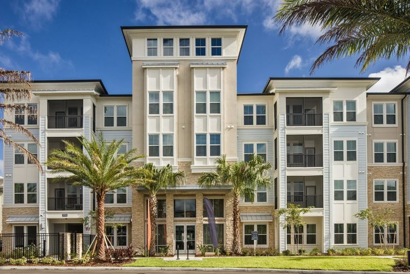 Elan Audubon Park Apartments