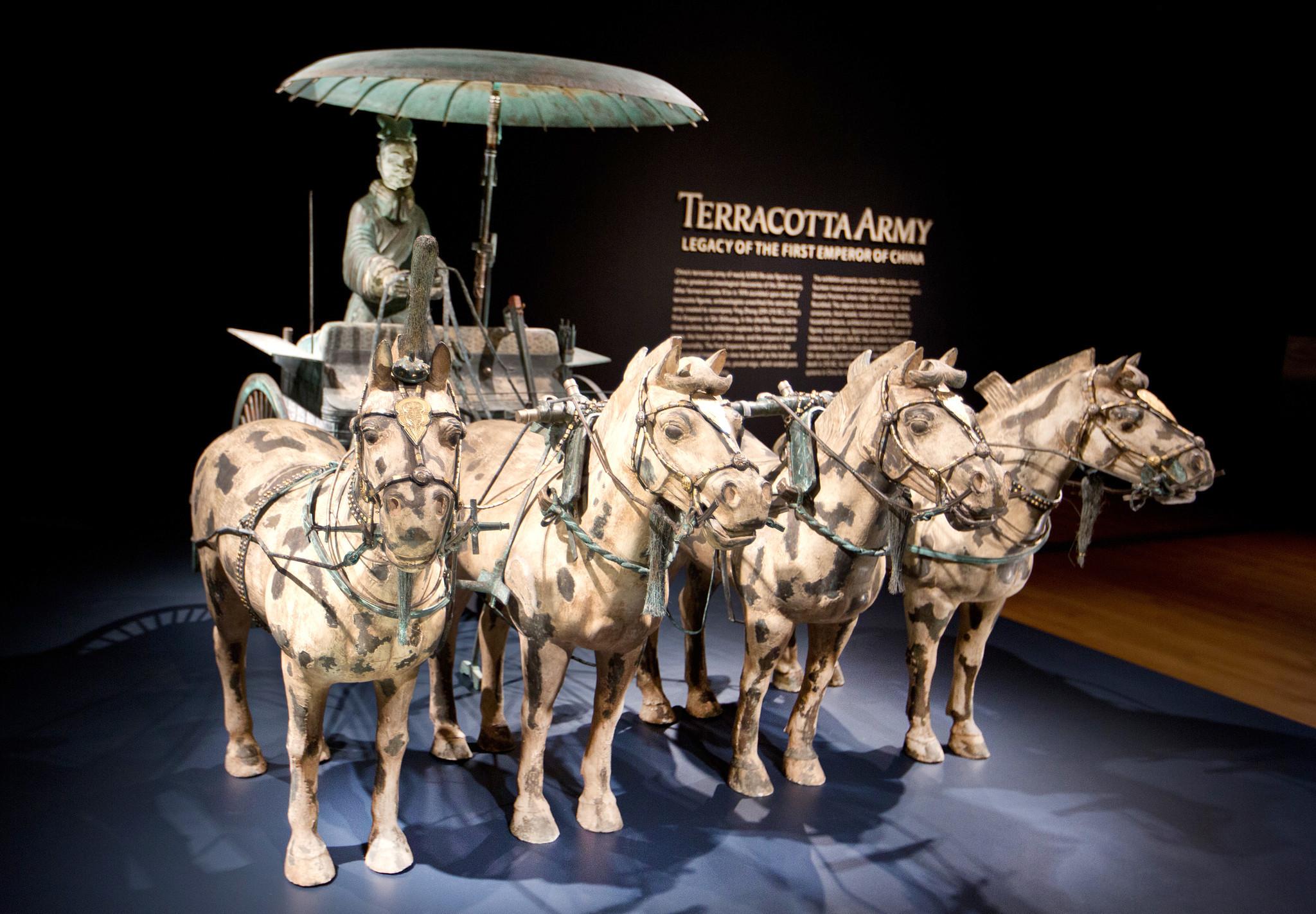 from Reagan terracotta warriors dating methods