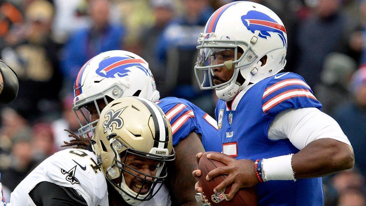 Bills Change Starting Quarterback For Sunday S Game