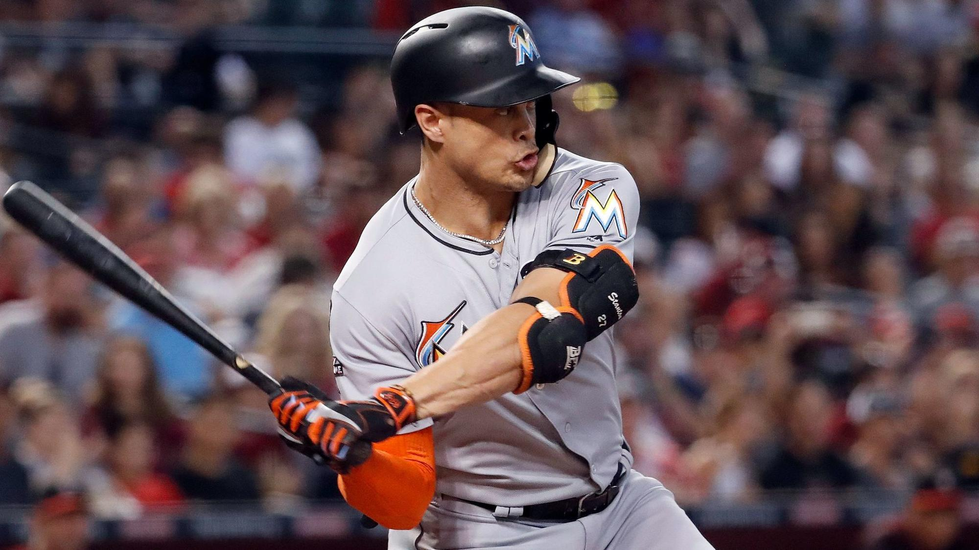Marlins Slugger, Giancarlo Stanton Speaks For First Time