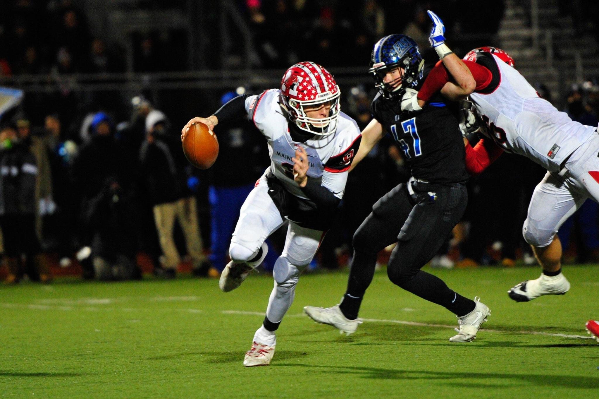 Maine South proud, upbeat about future after loss in state ...