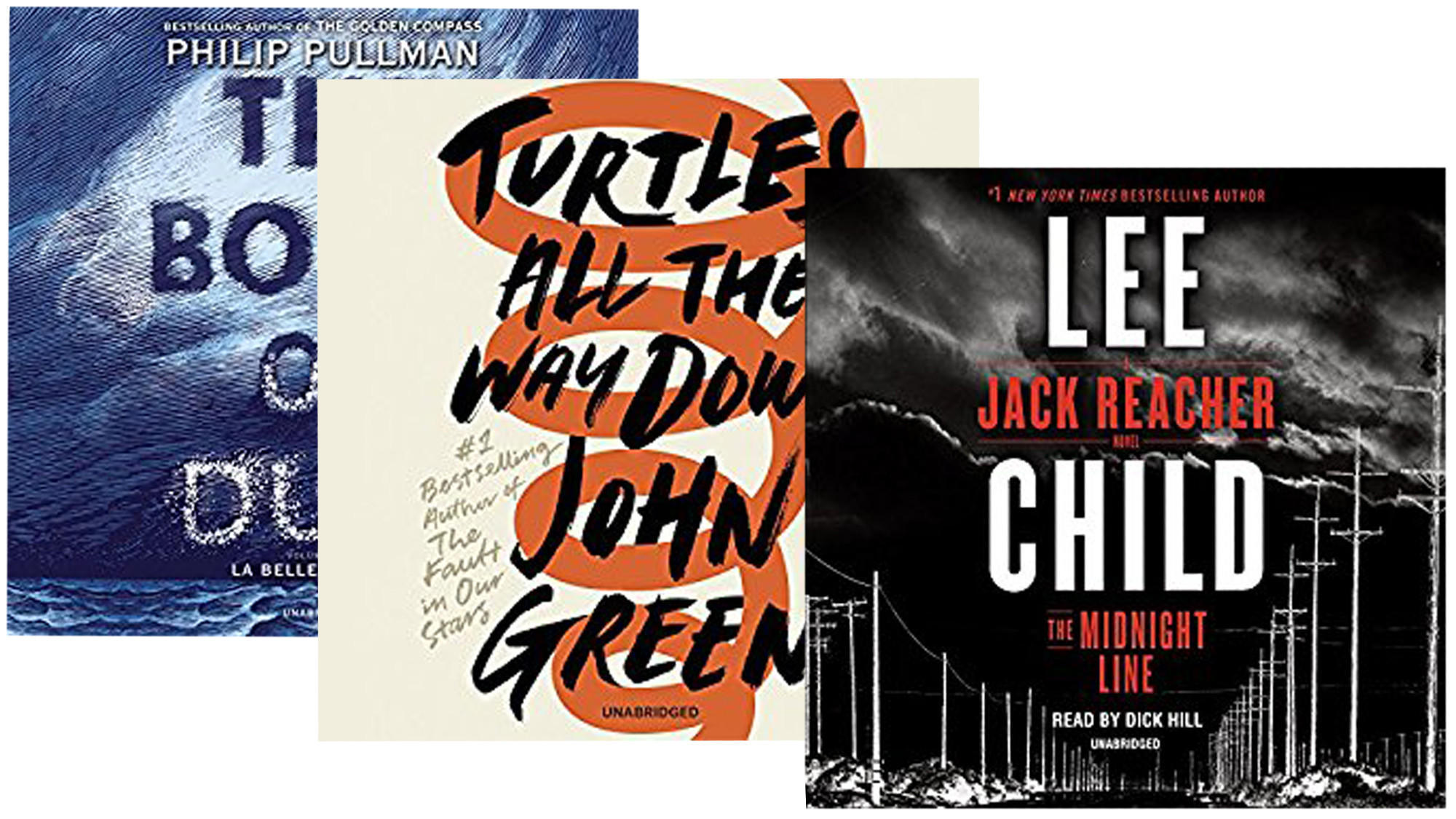 Audiobook Roundup It S Time To Give Jack Reacher A New