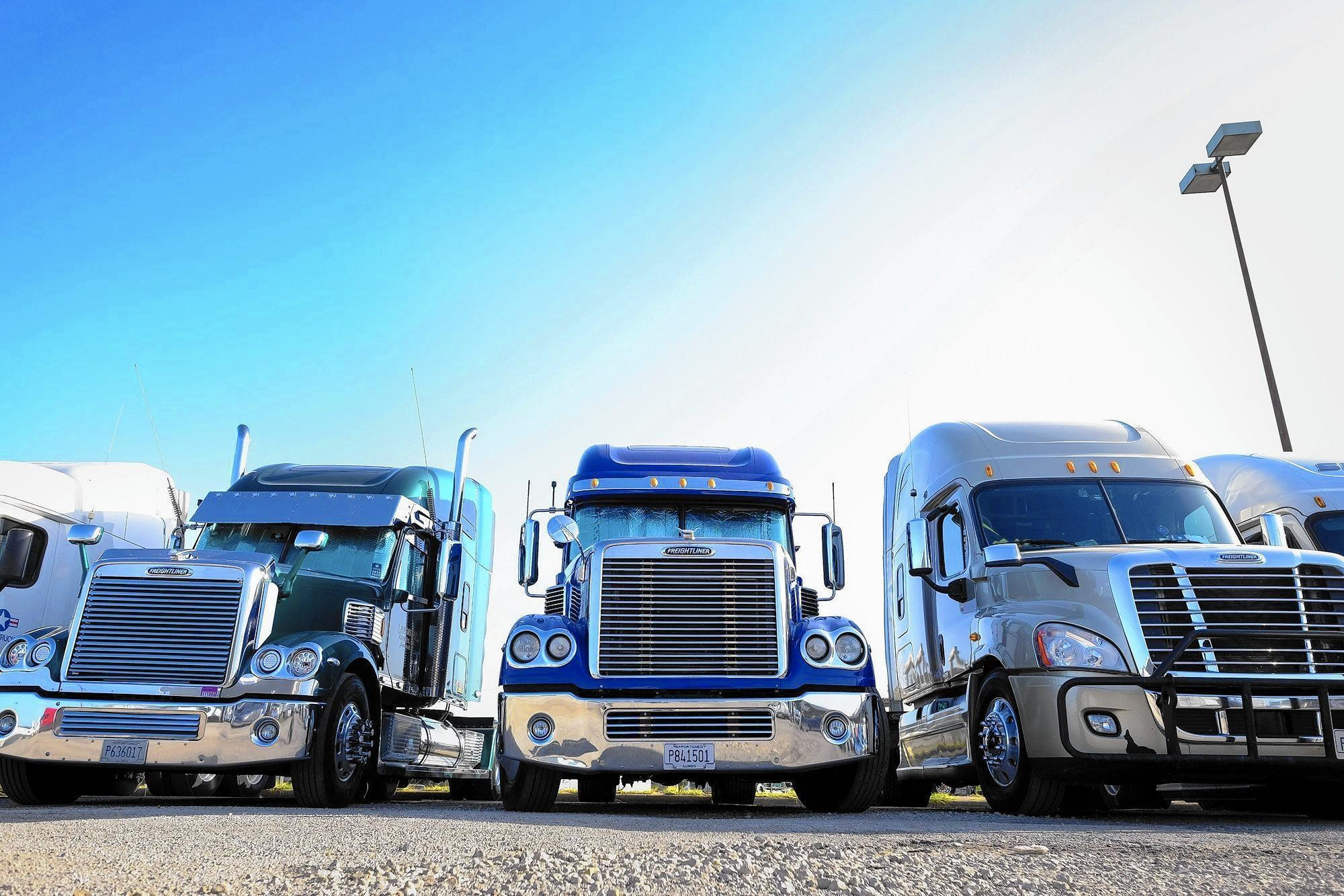 Michael A  MacDowell: Are self-driving trucks part of future? - The